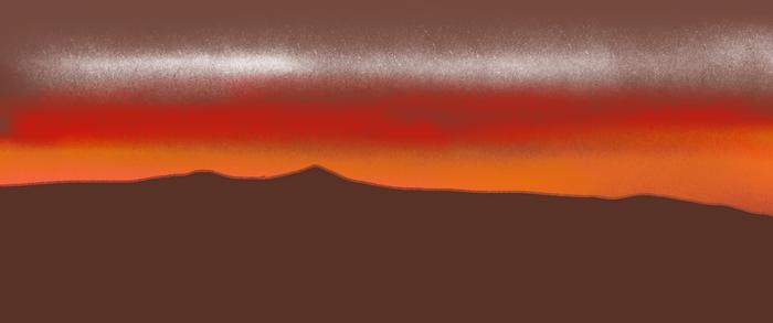 4K drawn island - no background by jomy10