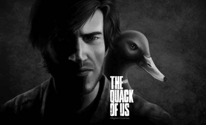 The Quack Of Us - Pewdipie by Aruthe