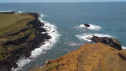 Hawaiian Coast 3 Stock by jag140