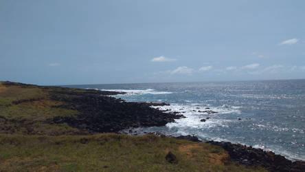 Hawaiian Coast 4 Stock by jag140