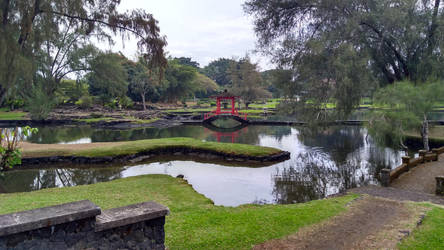 Liliuokalani Gardens Stock by jag140