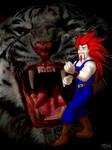 Black Tiger by Spleef