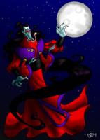 Moon God by Spleef