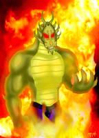 Burn Baby Burn by Spleef