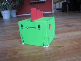 Box Dinosuar 02 by kentmacdonald