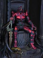 creation king rider form by shinnkaizer
