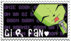 Gir Stamp by houkouookami