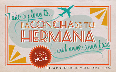 Take a plane to by El-ArGeNtO