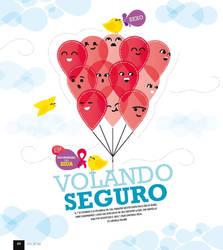 Volando seguro by El-ArGeNtO