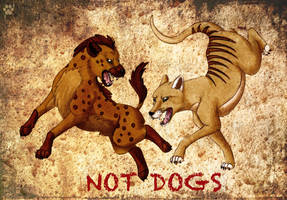 Not Dogs by Saffhire-Phoenix