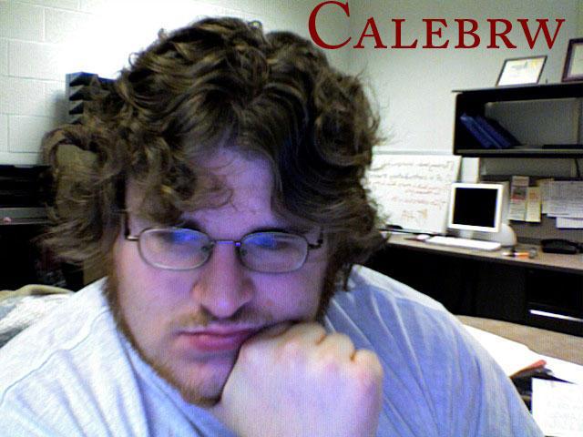 calebrw's Profile Picture