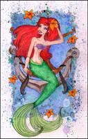 Ariel by sanoshinna