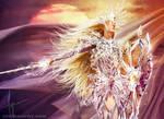 Celestial Mantle by SteveArgyle