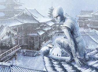 Snow assassin by SteveArgyle
