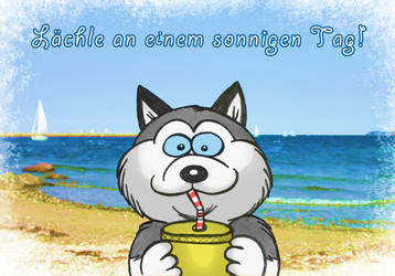 Laechle an einem sonnigen Tag! by Baltra