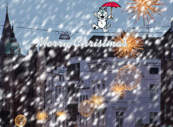 Merry Christmas 2015 by Baltra