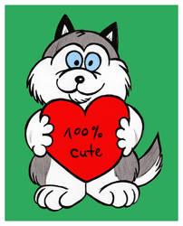 100 % cute by Baltra