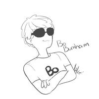 Bo Burnham by Kittybubble989