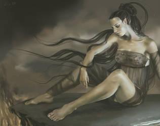 Lace and Twilights by eineerha