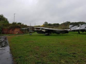 MiG-23MF (side view) by shepardpolska