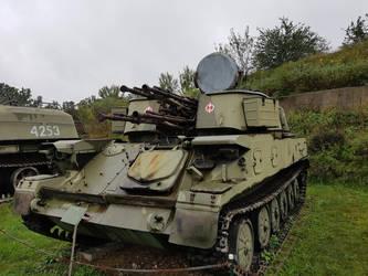ZSU-23-4 Shilka by shepardpolska