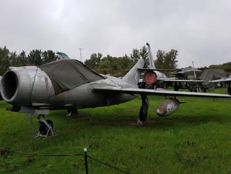 MiG-15 by shepardpolska