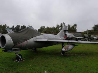 MiG-17F by shepardpolska