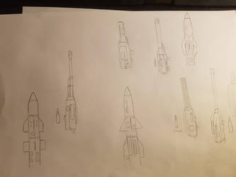 Some weapons designs by shepardpolska