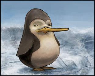 Pingouin II le retour by Kabefis