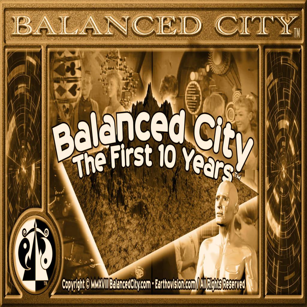 Balanced City - First 10 Years MP3 by BalancedCity