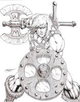 He-Man by -vassago-
