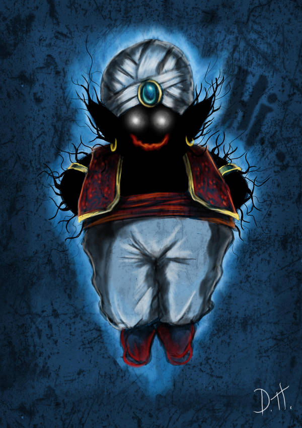 Creepy Mr Popo Quickie By De Prime On Deviantart