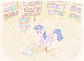 Twilight's new research by Wegrim