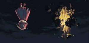 Owlboy Destruction by TheSupertoast