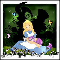 Alice in Wonderland by Ibbins