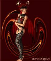 Aelwen Fae by fairyfreakster