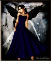 Sweet Gothic Innocence by fairyfreakster