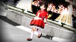 MMD Newcomer - Yuki Kaai V4 by Pokeluver223