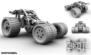 Lego? by D-Skullman