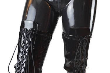 Latex 'n' boots by MisaPics