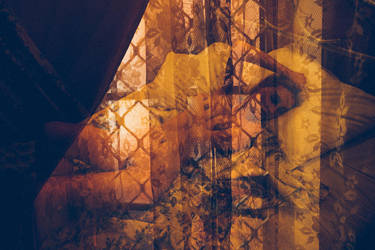 Double Exposure 2 by AliceXModel