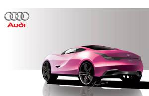 2020 Audi S5 women by TonyWcK