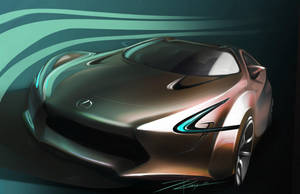 Lexus LFB Concept by TonyWcK