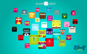 The Sloorp Cubes Project by SloorpWorld