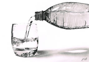 Glass of water 2 by Jaki33