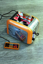 Nintoaster 2.0 (Nintendo 8-bit) by Jaki33