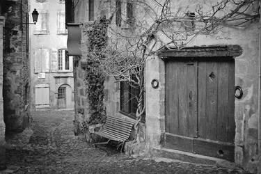 A quiet street... by fenomenologul