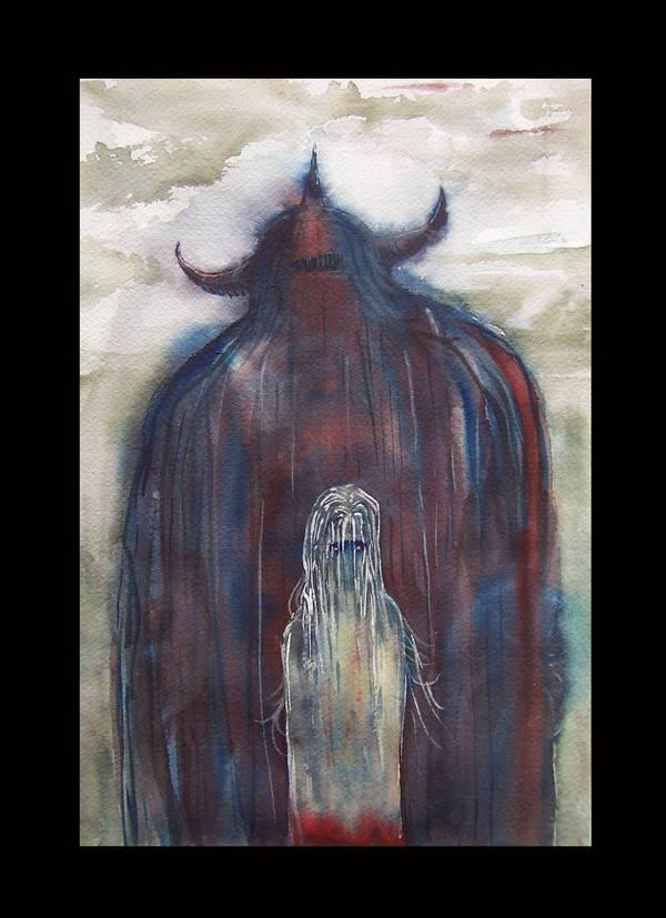 guardian angel by tamaratomorrow