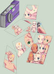 + Can You See Me? oAo + by NerinSerene