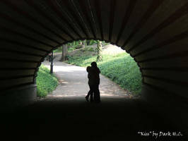 Kiss by Dark-Hanko-chan